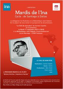 Invitation Mardis Ina 17septembre2013